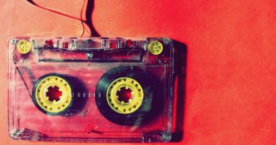 audio kaseta
