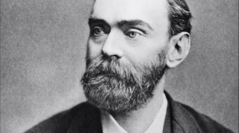 Alfred Nobel slika