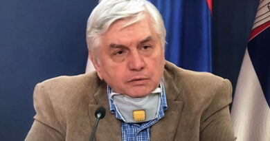 Branslav Tiodorovic epidemiolog slika