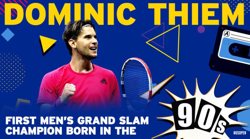 Dominik Tim, US Open, sampion