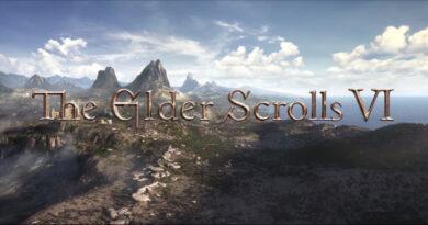 Elder Scrolls game