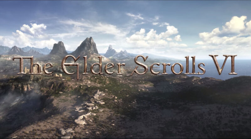 Elder Scrolls game