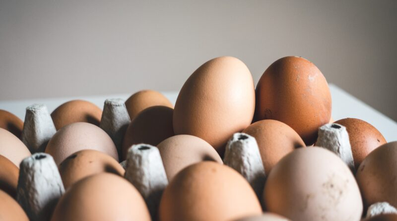 Naslagana jaja